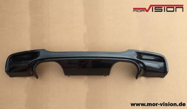 Diffusor Performance - für BMW e90 e91 M-Paket - ABS - Carbon Optik